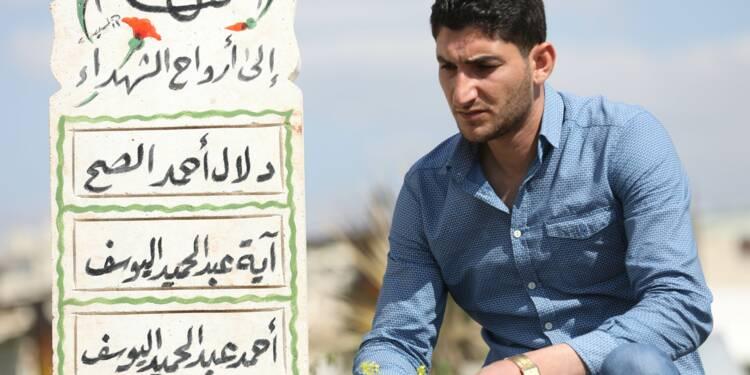 Un an après une attaque au gaz sarin, une petite ville en Syrie encore traumatisée