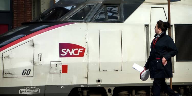SNCF : trafic très perturbé pour les TGV et TER