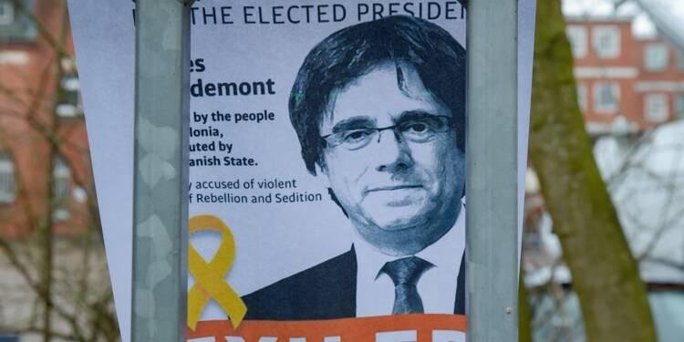 Allemagne : la perspective d'une remise de Puigdemont à l'Espagne se rapproche