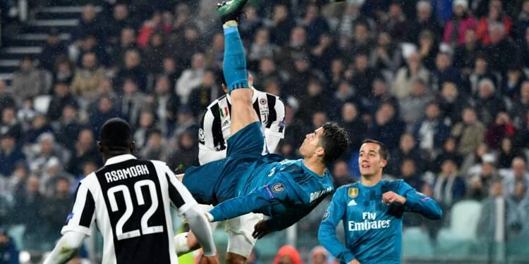 Ligue des champions: le Real est immense, Ronaldo est grandiose