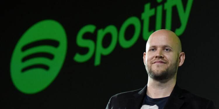 Spotify : le roi du streaming débarque en Bourse!