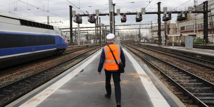 Grève SNCF: trafic encore très perturbé mercredi