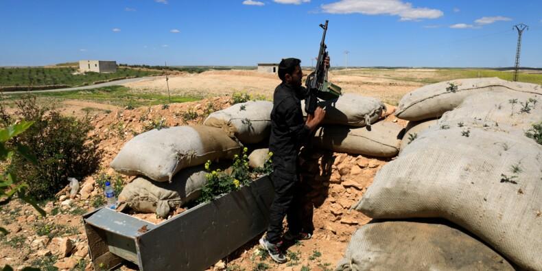Syrie: alerte maximale à Minbej, menacée par une offensive turque