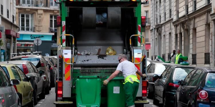 Début d'une grève de la CGT dans la gestion des déchets
