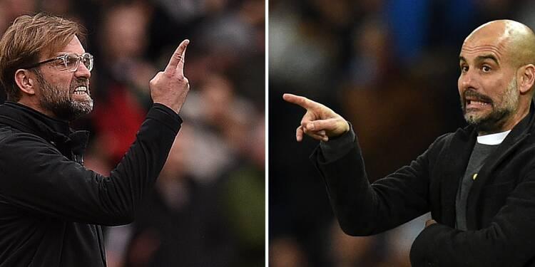 "Ligue des champions: Liverpool-Manchester City, ""Tiki-taka"" contre ""Heavy Metal"""