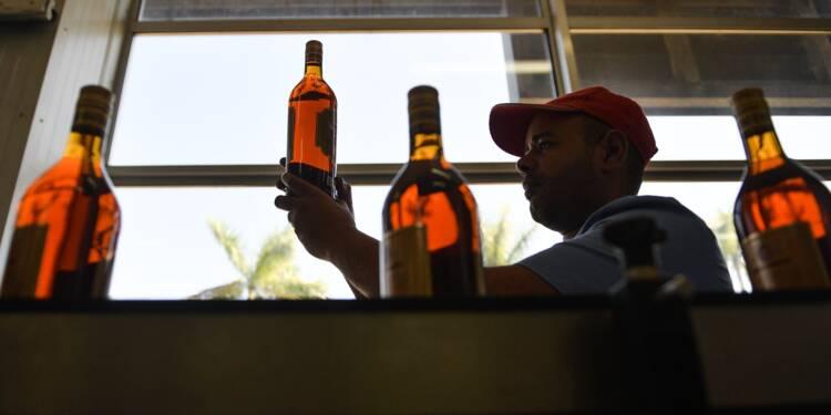 Le rhum, fleuron cubain à l'épreuve de l'embargo américain