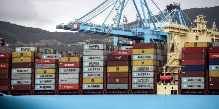 Maroc: le port de Tanger Med tourne à plein régime