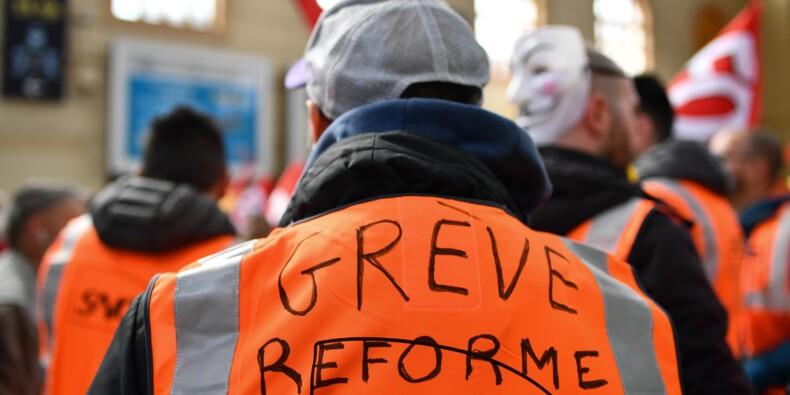SNCF: après la grève, la dette au centre des débats