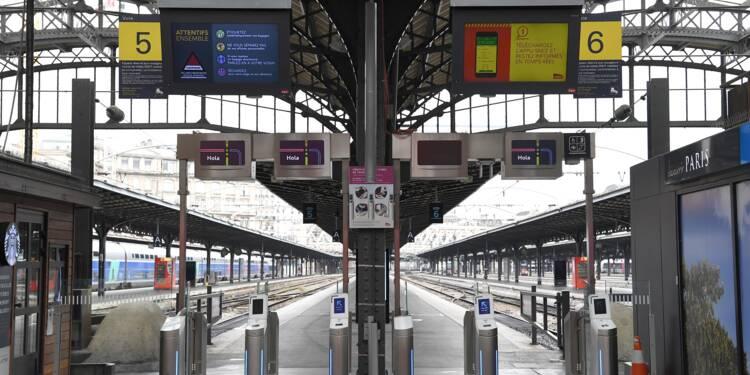 SNCF: après une grève suivie, retour progressif à la normale