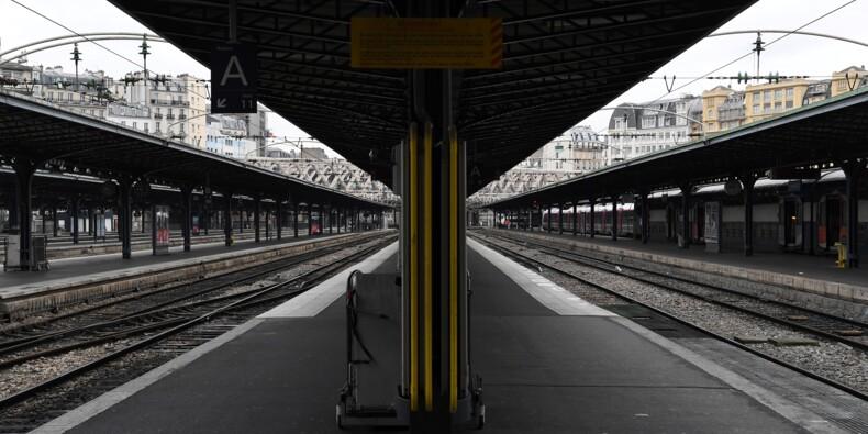 SNCF: reprise progressive du trafic jeudi, selon la direction