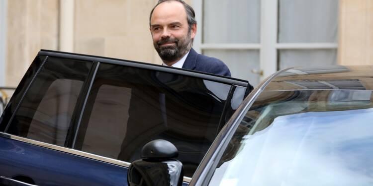 """SNCF: Philippe """"ouvert"""" à une reprise de la dette, mais avec des """"contreparties"""""""