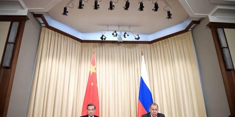 Commerce: Pékin appelle le monde à faire front face aux Etats-Unis