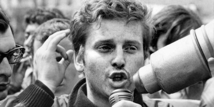 """Mai 68 vu par l'AFP - Dany, """"le rouquin sublime"""""""
