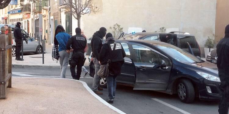 Filière jihadiste de Lunel: début du procès de cinq hommes à Paris