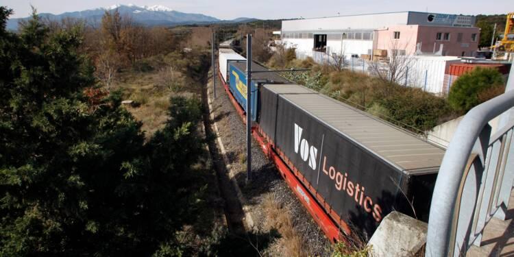 Grève SNCF: la perturbation du fret inquiète les entreprises