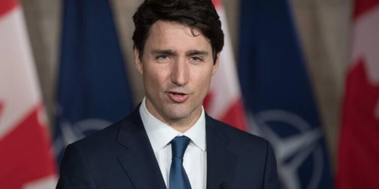 """Alena: Trudeau évoque une """"grande possibilité"""" d'un accord avec Washington et Mexico"""
