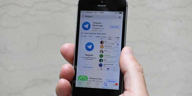 Telegram : tout savoir sur la messagerie qui fait polémique