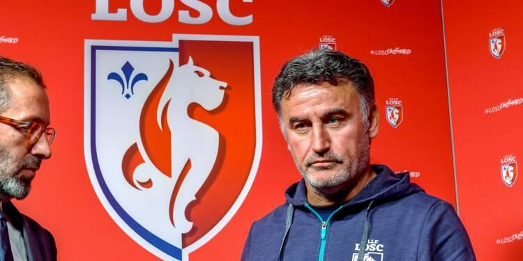 Ligue 1: un boulevard pour le PSG, le Losc au bord du précipice