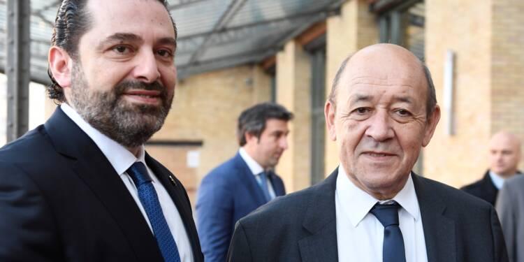 Conférence d'aide au Liban: 2,6 milliards de dollars réunis à la mi-journée