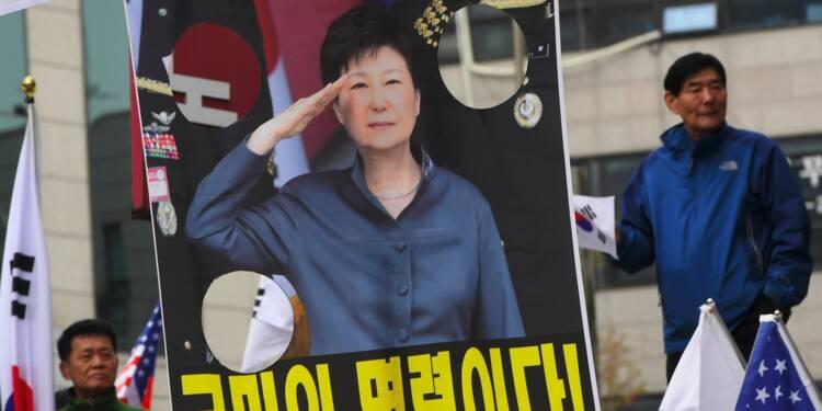 Corée du Sud: l'ex-présidente Park condamnée à 24 ans de prison