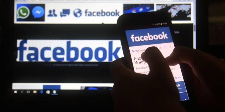 Scandale Facebook: les données de 2,7 millions d'Européens ont pu être concernées