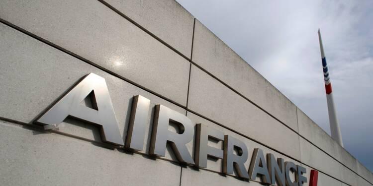 Air France: la direction n'a fait aucune annonce salariale