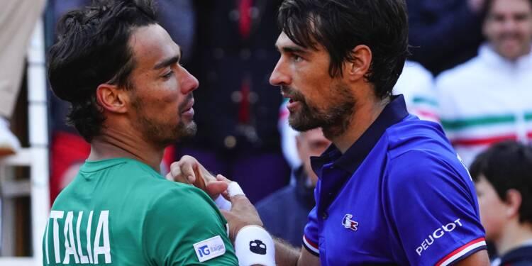 Coupe Davis: Italie-France, double capital pour Mahut et Herbert