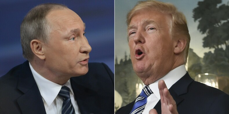 Poutine et Trump tiendront leur premier sommet le 16 juillet à Helsinki