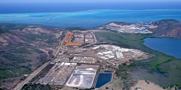N-Calédonie: incendie à l'usine de nickel Koniambo, pas de blessé