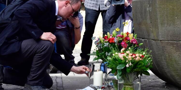 Camionnette-bélier: la police s'oriente vers des troubles psychiques