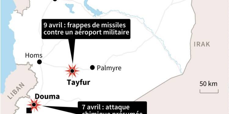 Syrie: 14 morts, dont des Iraniens, dans la frappe contre une base militaire (OSDH)