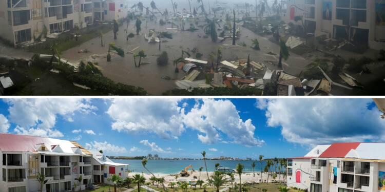Les coûts des catastrophes naturelles à des sommets en 2017