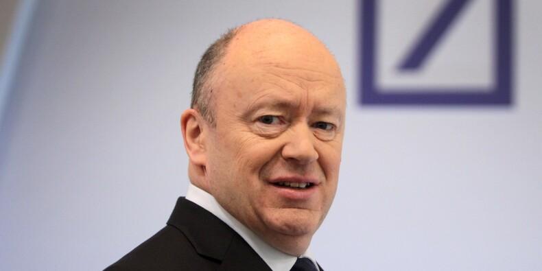Le patron évincé de Deutsche Bank touchera près de 9 millions d'euros