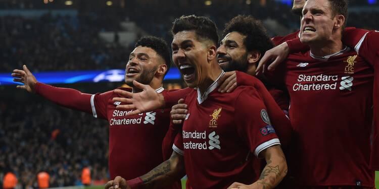 Ligue des champions: Liverpool élimine Manchester City et se qualifie pour les demi-finales