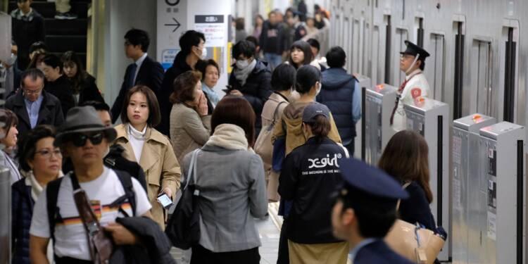 Dans le métro de Tokyo, des mélodies devenues culte