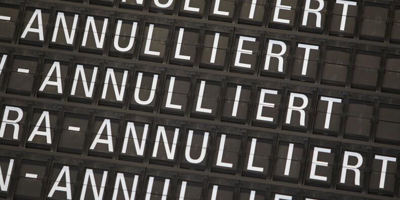 Des grèves chez Air France et Lufthansa perturbent le ciel européen