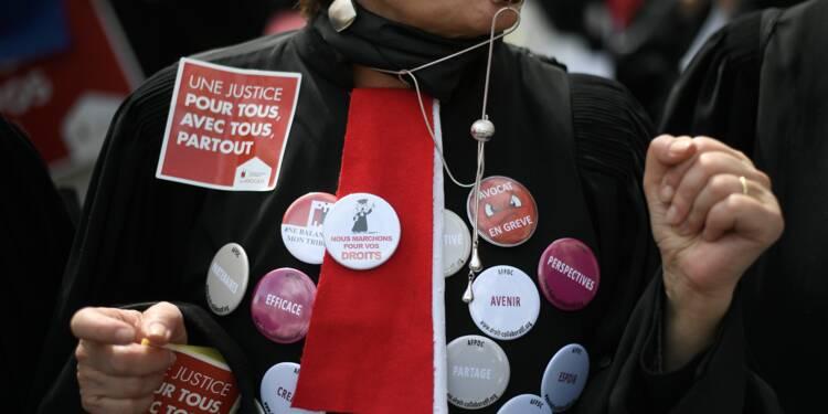 Nouvelle journée de mobilisation contre la réforme de la justice