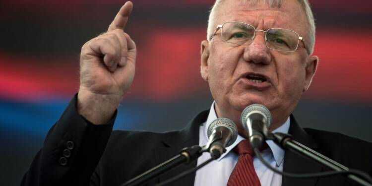 L'ultranationaliste serbe Seselj condamné pour crimes contre l'humanité mais libre