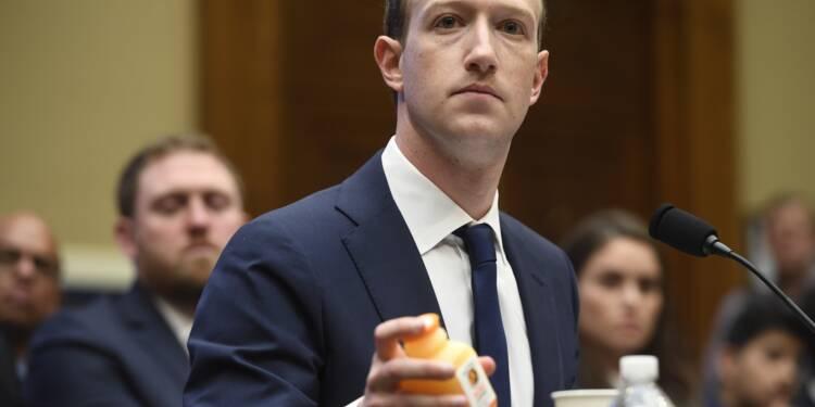 Mark Zuckerberg défend le modèle Facebook, ouvert à une régulation