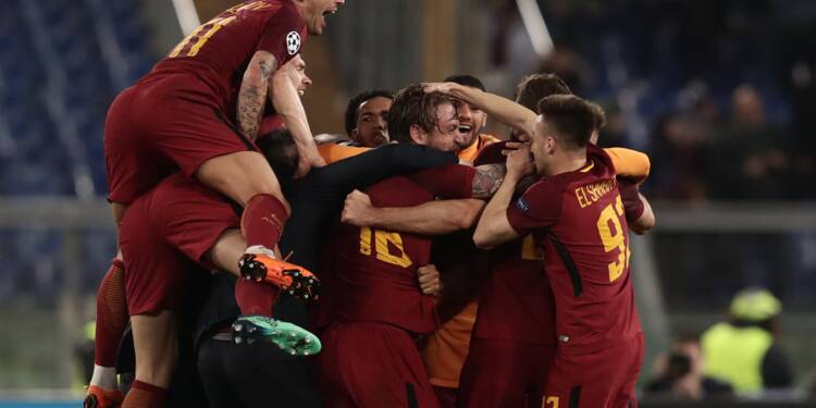 Ligue des champions: la Roma, Liverpool et les deux monstres