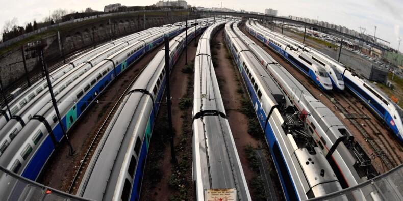 SNCF: retour progressif à un trafic normal samedi