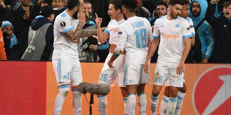 Europa League: Marseille bat Leipzig 5-2 et se qualifie pour les demi-finales
