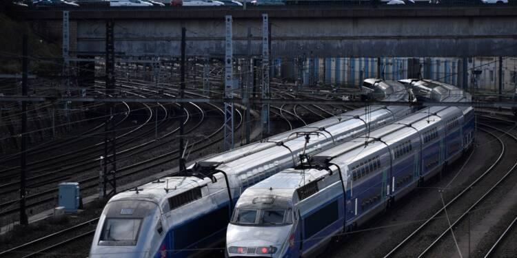 SNCF: le trafic un peu moins perturbé pour le 3e épisode de grève