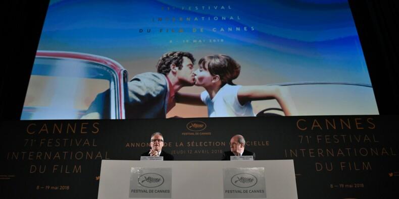 Godard, Spike Lee et l'Asie en force au 71e Festival de Cannes