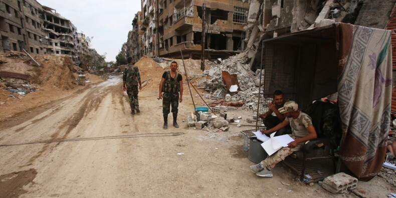 "Syrie: Guterres appelle a éviter une situation ""hors contrôle"""