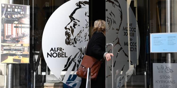 Nobel: l'angoisse de la page blanche pour le nouveau chef de l'Académie suédoise