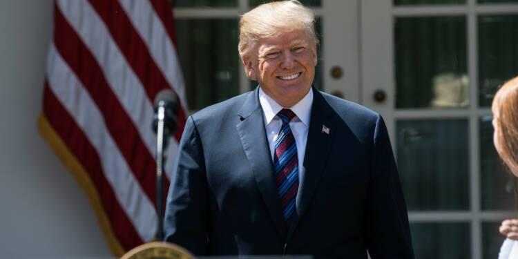Donald Trump fait volte-face sur le traité transpacifique