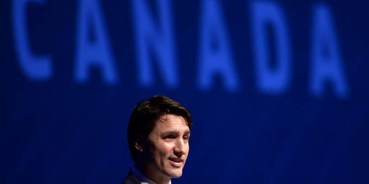 Canada: un oléoduc provoque une crise inédite pour Justin Trudeau