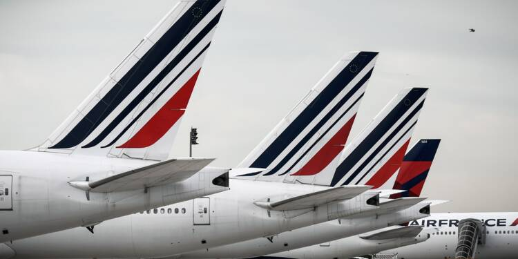 Air France: constitution d'un collectif indépendant des syndicats et de la direction