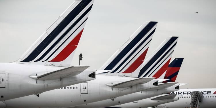 Air France-KLM chute de 13% en Bourse après la démission de son PDG